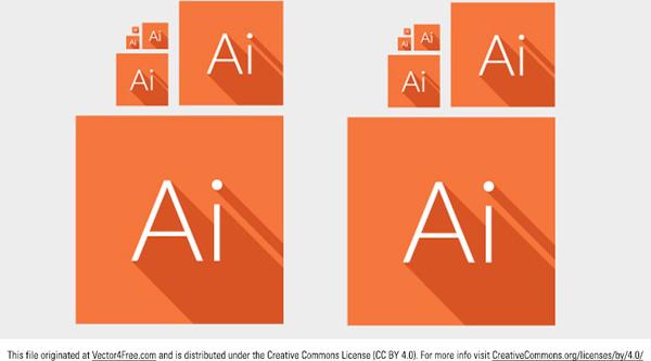 600x333 Illustrator Vector Icon Free Vector In Adobe Illustrator Ai ( .ai