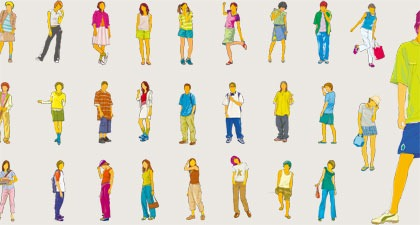 420x225 Leisure Person Vector Free Vector Graphics All Free Web