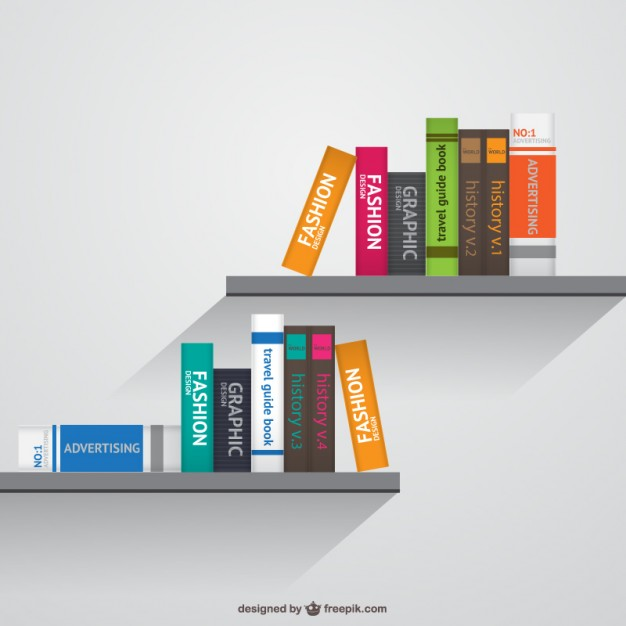 626x626 Library Vector Vectors, Photos And Psd Files Free Download