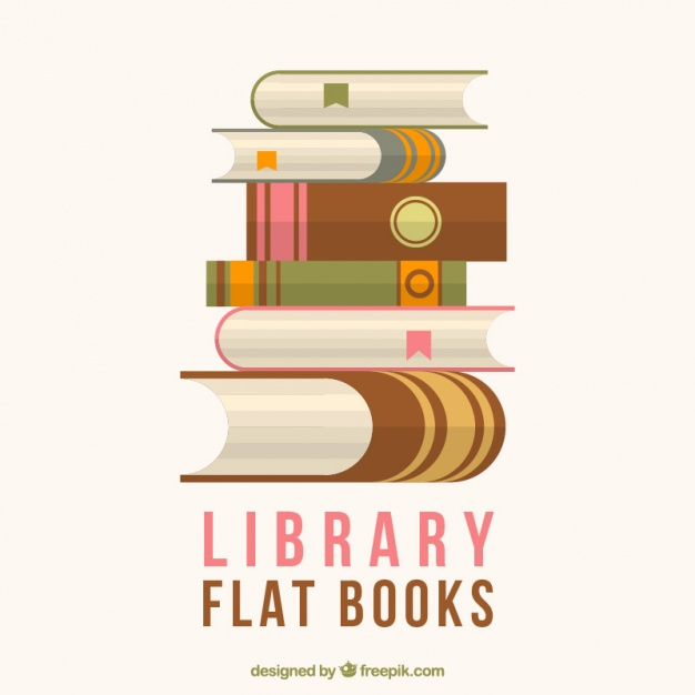 626x626 Library Book Background Vector Free Download