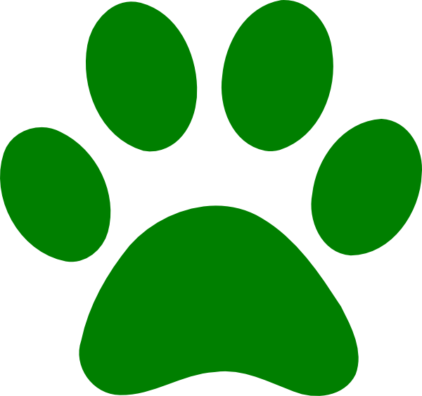 600x563 Collection Of Free Paw Vector Pdf. Download On Ubisafe