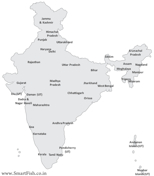 600x685 Free Free Vector Map Of India Psd Files, Vectors Amp Graphics