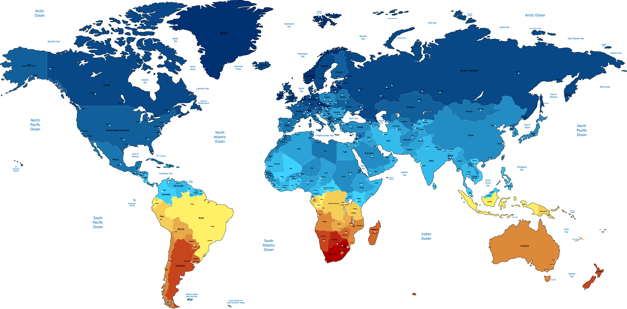 2116x1044 Free Vector World Map 05 001999 Geographical 20maps 20 6 At For