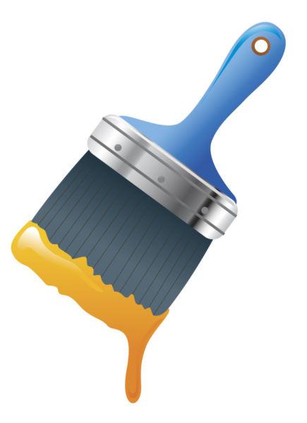 435x600 Paint Brush Vector Paint Brush Vector Stock Photo Free 37214