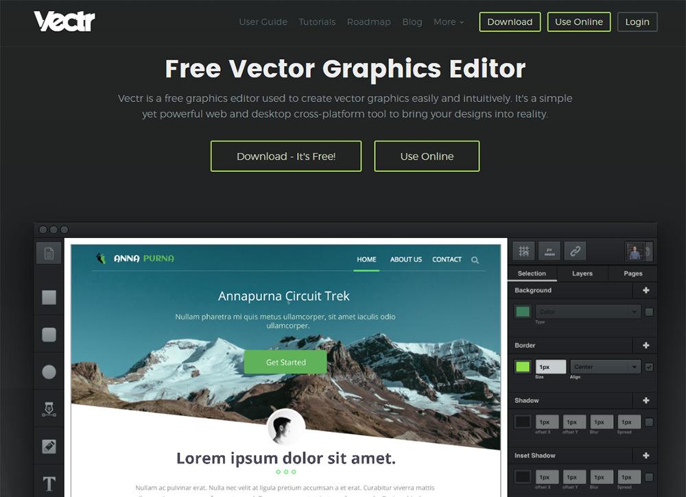 1000x725 Vectr Offers Free Graphics Editor For Browser Amp Desktop Honest Dot