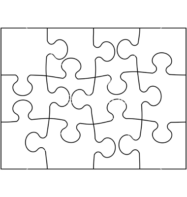 380x400 14 Free Puzzle Vector Images