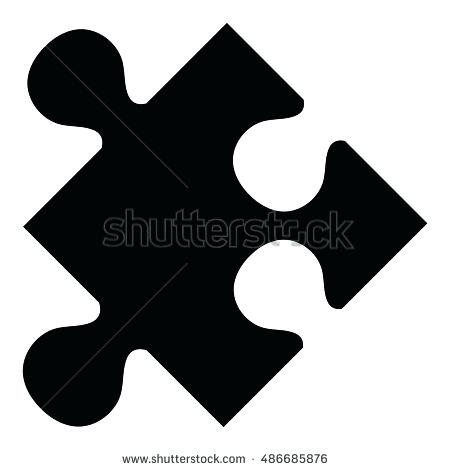 450x470 Puzzle Piece Vector Jigsaw Free Download Crazywind