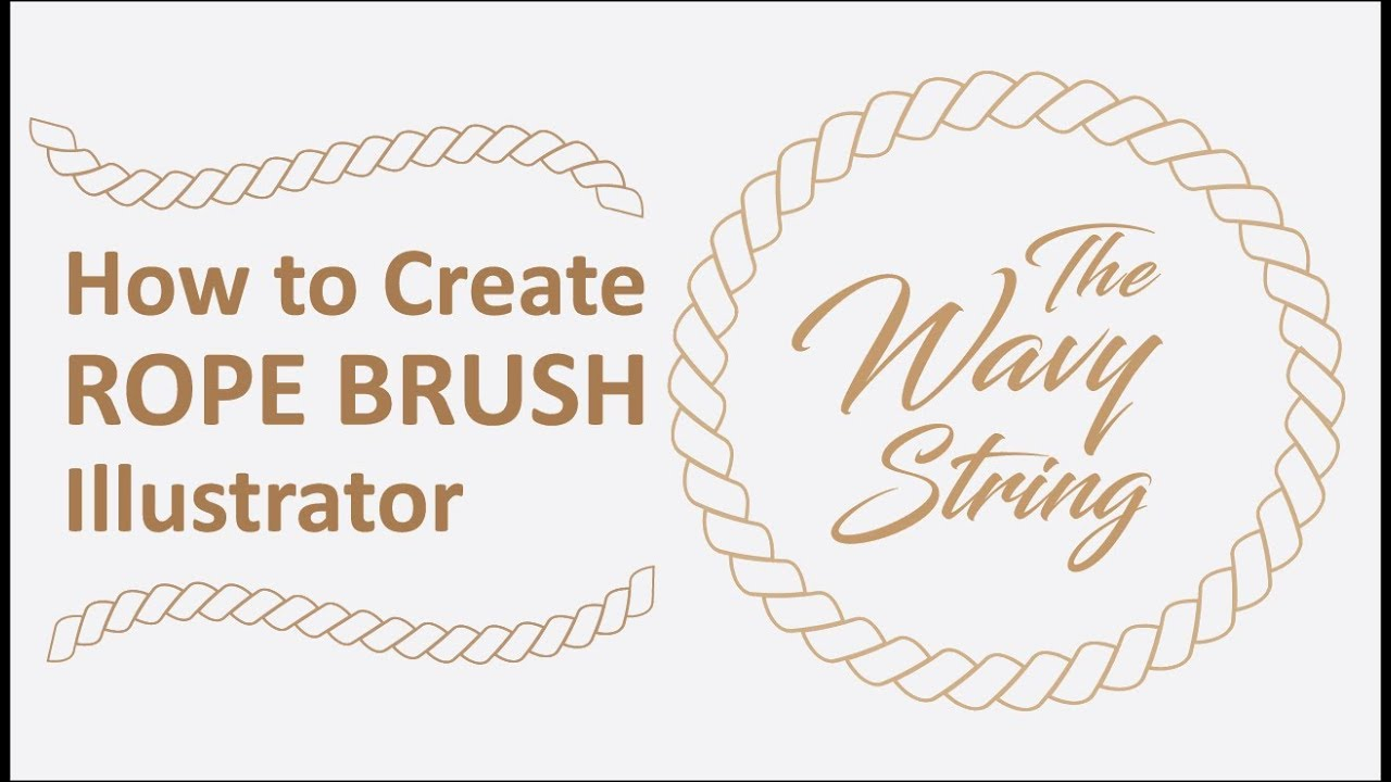 Free Vector Rope Brush at GetDrawings com | Free for