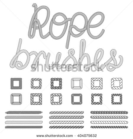 Free Vector Rope Brush at GetDrawings com | Free for