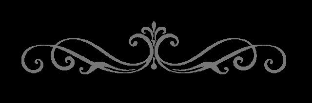 640x212 Vector Scrollwork