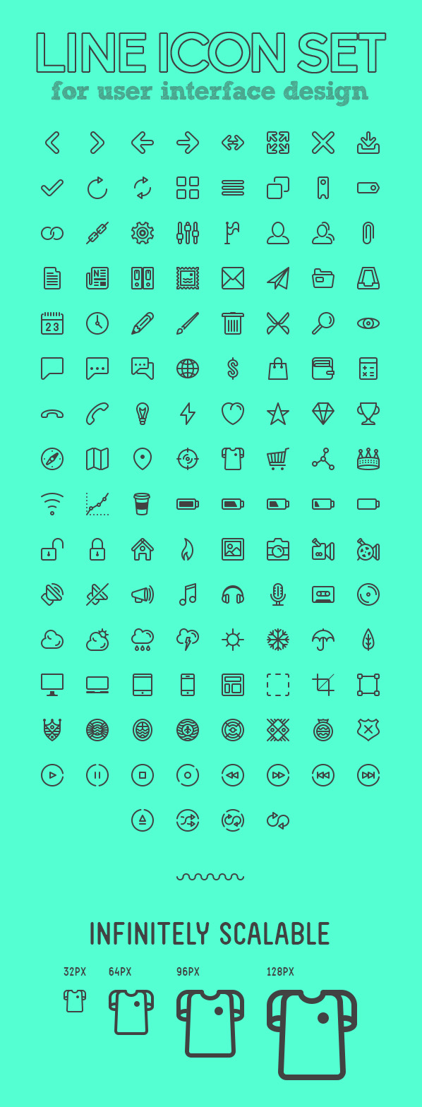 598x1568 Free Vector Icons For Ui Design Icons Graphic Design Junction