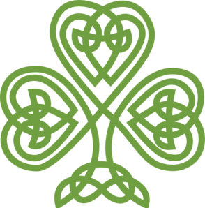294x298 Collection Of Free Clover Vector Shamrock. Download On Ubisafe