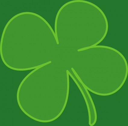 425x420 Free Vector Shamrock Clip Art Free Vector For Free Download About