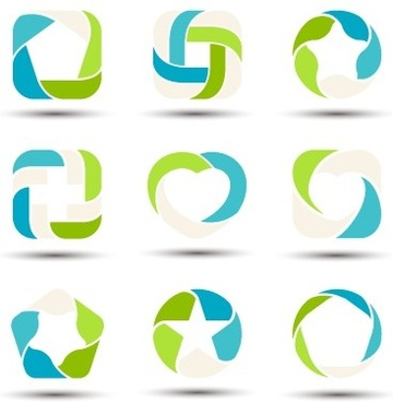 360x368 Free Vector Logo Shapes Free Vector Download (77,401 Free Vector