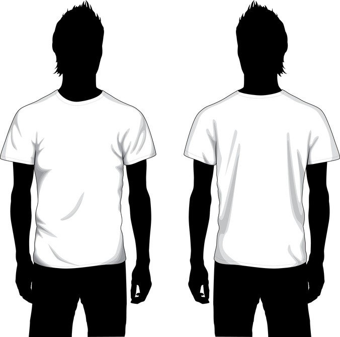 Free Vector Shirt Template At Getdrawings Com Free For Personal