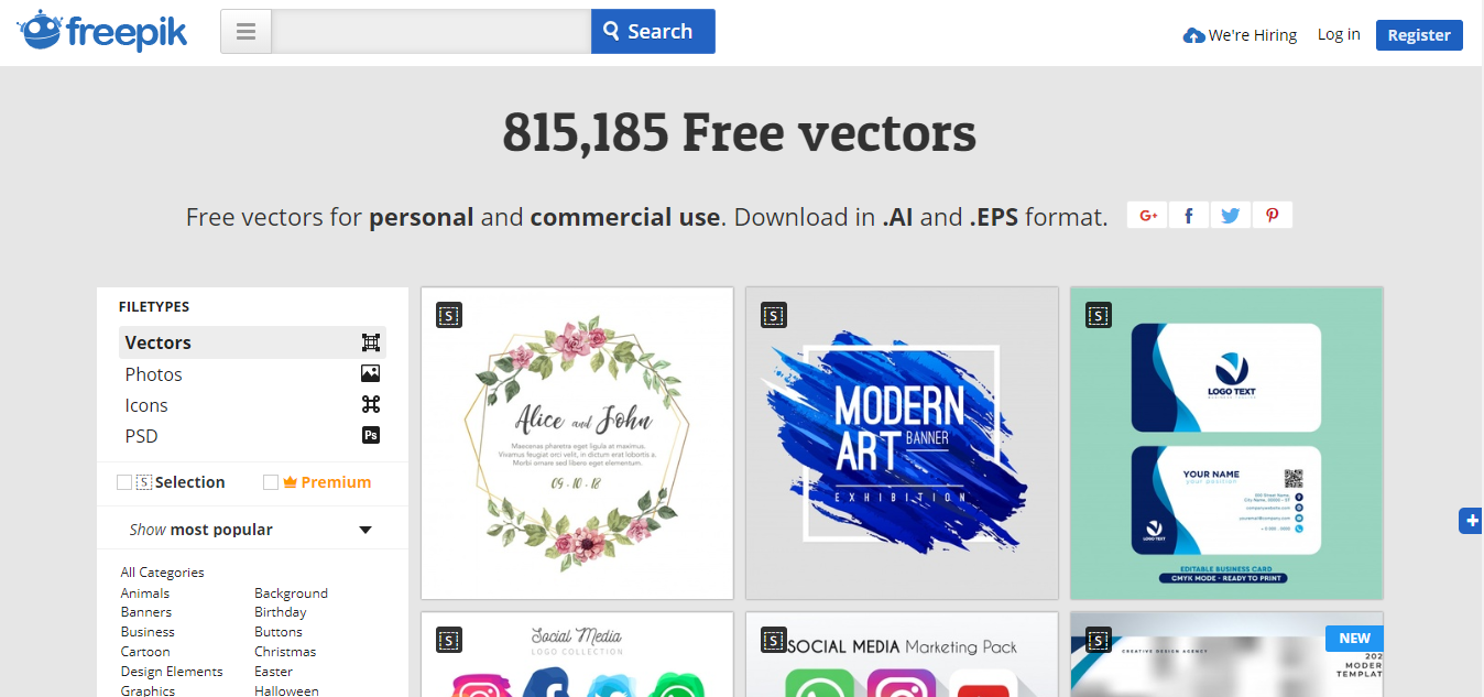 Free Vector Software