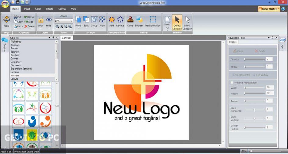 945x505 Logos. Advanced Logo Maker Free Logo Design Software Download