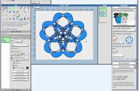 480x316 10 Of The Best Free Graphic Editors For Creating Vector Image