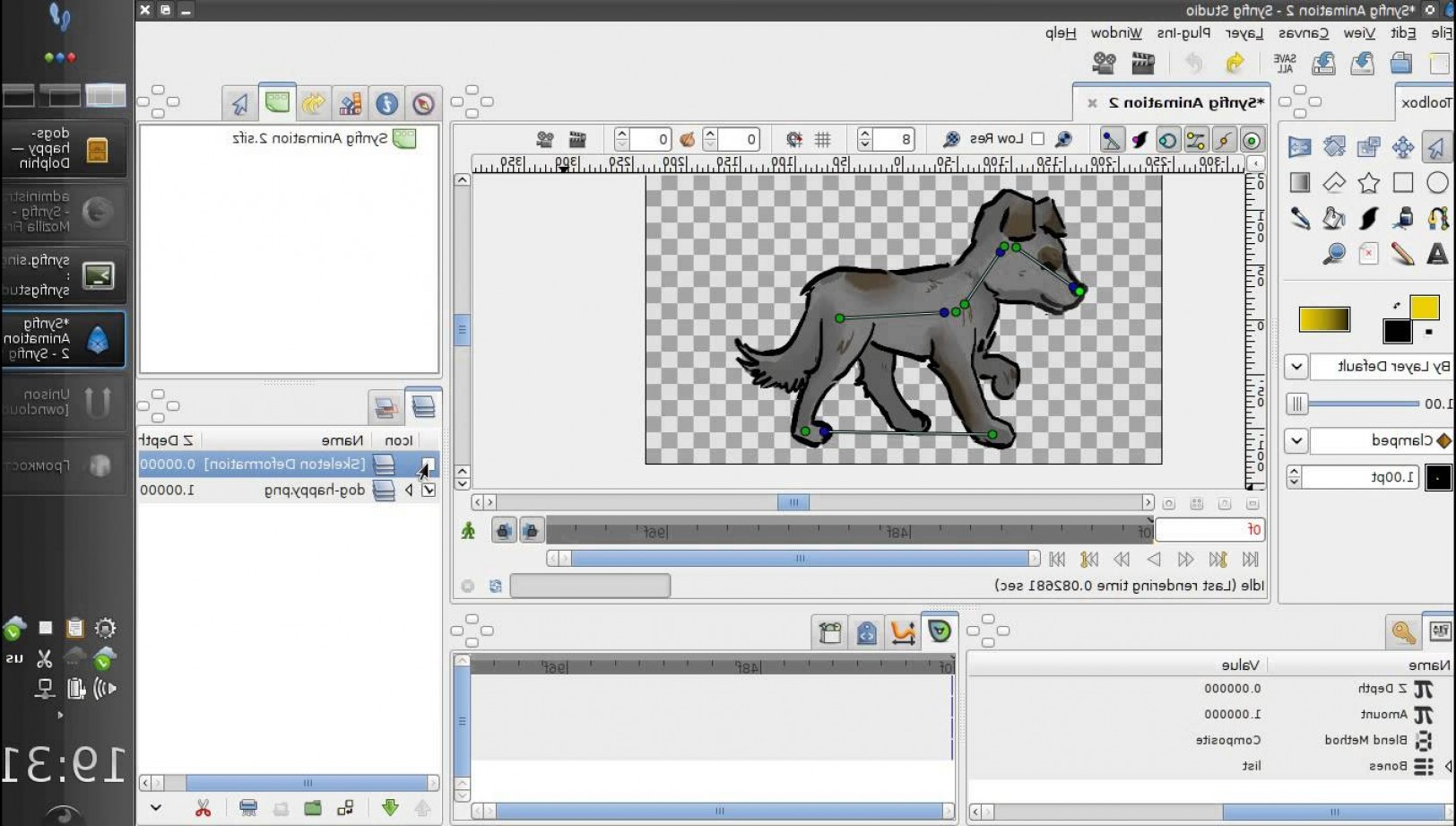 1624x921 Synfig Software D Vector Animation And Createmepink