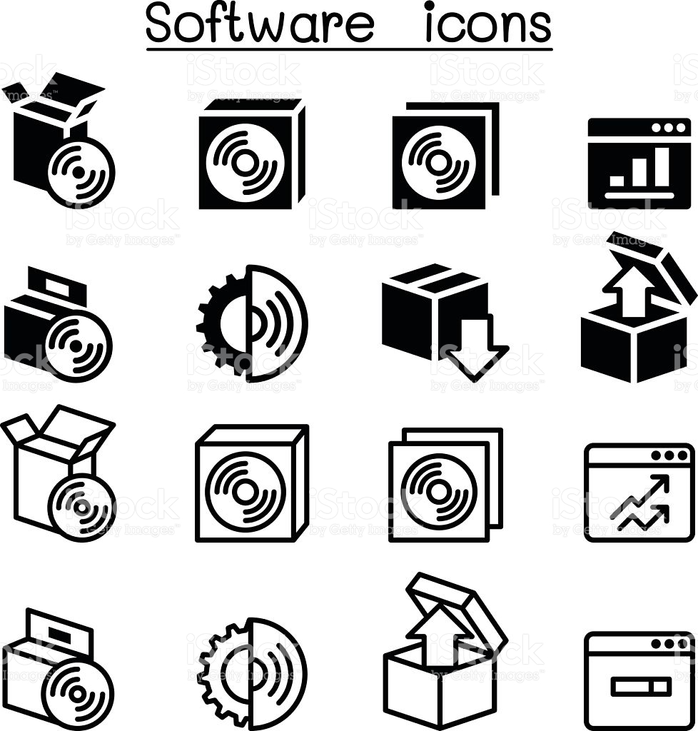 978x1024 Free Software Icon Vector 46967 Download Software Icon Vector