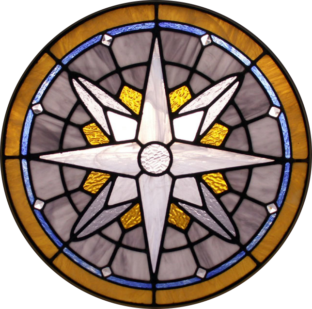 Free Vector Stained Glass