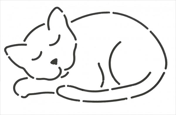 Free Vector Stencils