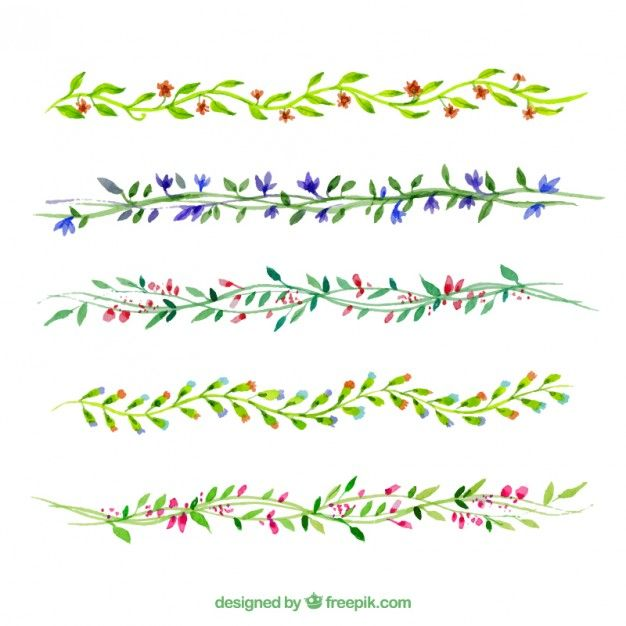 626x626 Floral Branches Branches Vectors Photos And Psd Files Free