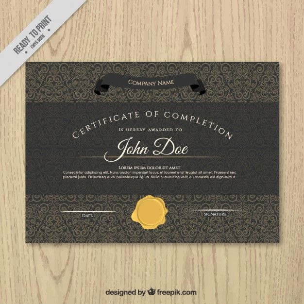 626x626 Seal Templates Free 78 Best Certificate Images Free