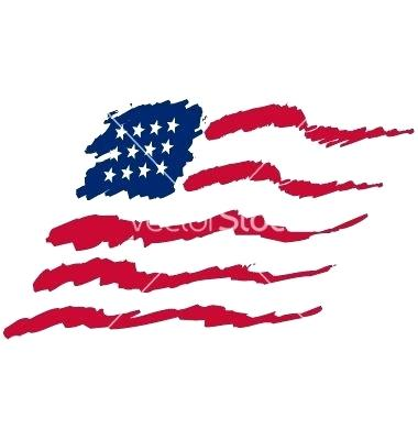 Free Vector Us Flag