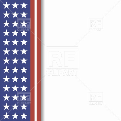 400x400 Us Flag Black And White Vector New Independence Day Of America