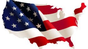280x158 Us Flag Clip Art Free Vector All About Clipart