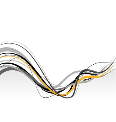 Free Vector Wavy Lines