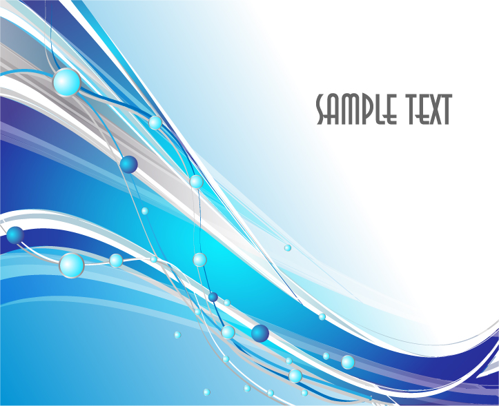 723x589 4 Simple Dynamic Background Of Wavy Lines Vector Free Vector 4vector
