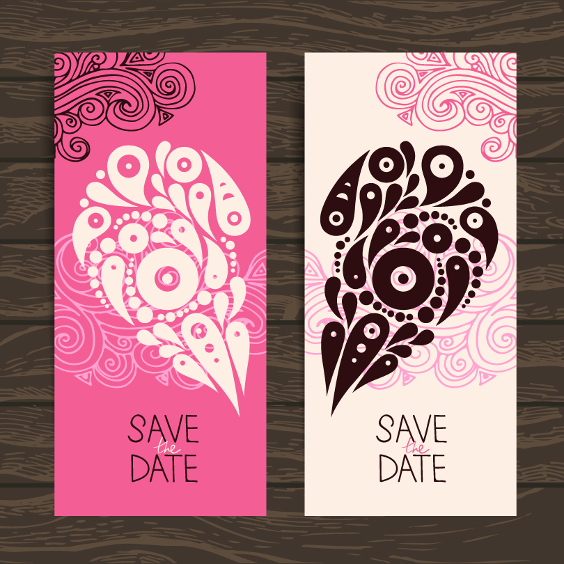 810x810 Wedding Invitation Cards Vector Free Download New Wedding