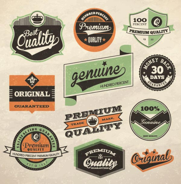 Free Vintage Vectors