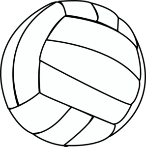 Free Volleyball Vector Graphics