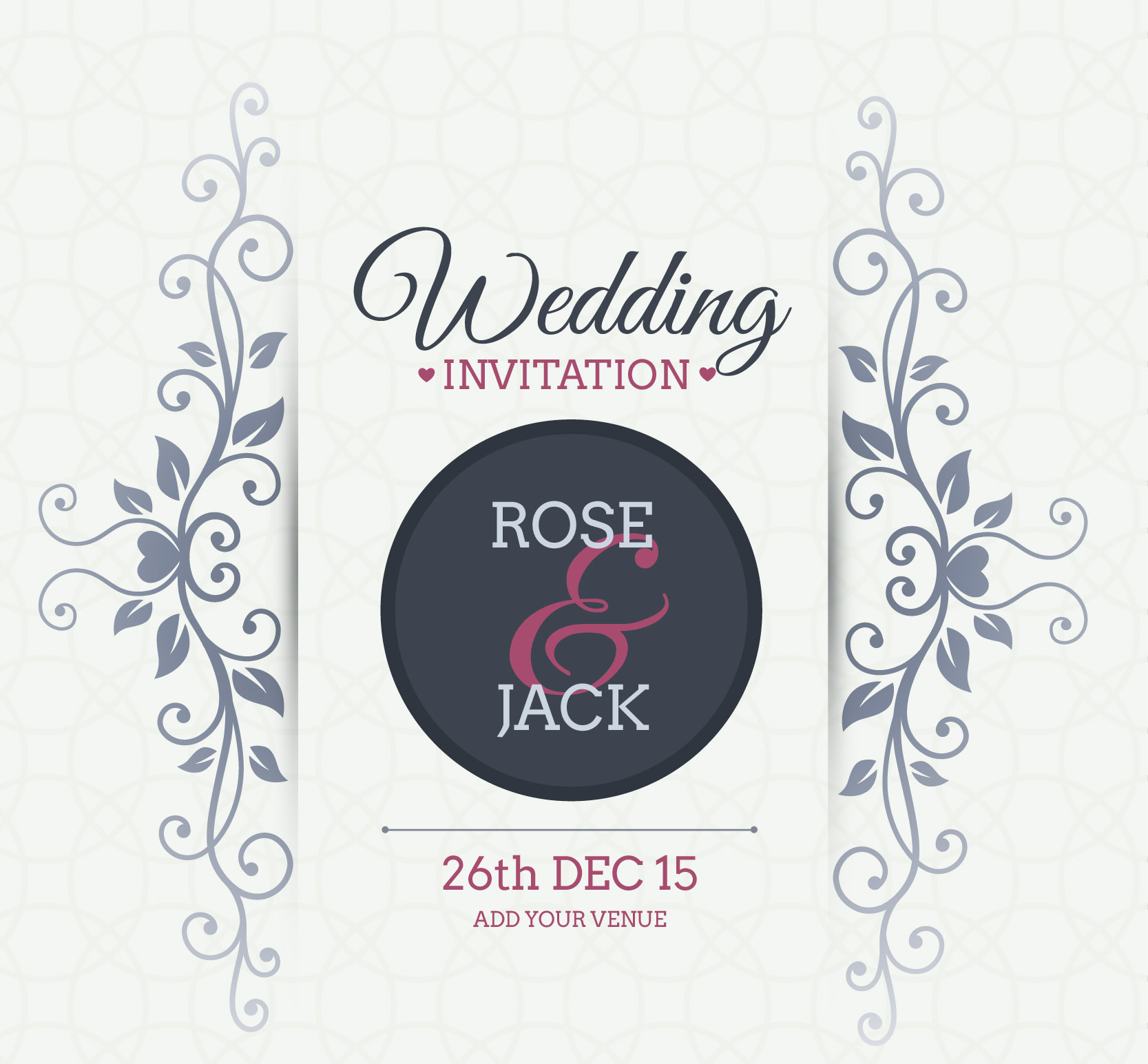 Free Wedding Vector Images At Getdrawings Com Free For