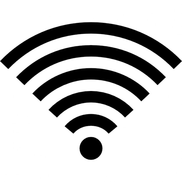 626x626 Free Wifi Vector Icon 58742 Download Wifi Vector Icon