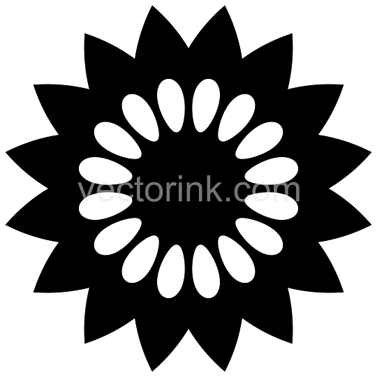 540x540 Cnc Vector Files,round Ornament,dxf Art Files For Cnc Machines