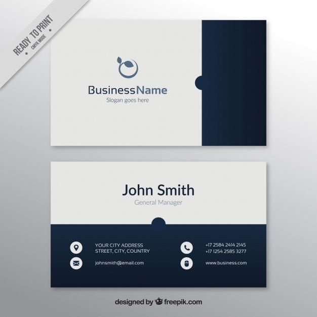 626x626 Business Card Vector Freepik Charlesbutler