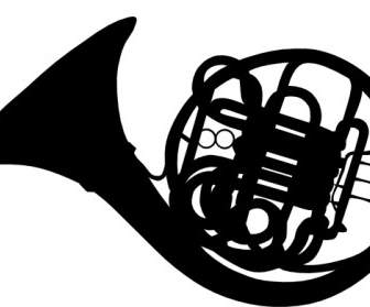 336x279 French Horn Silhouette Clip Art Vector Clip Art Free Vector Free