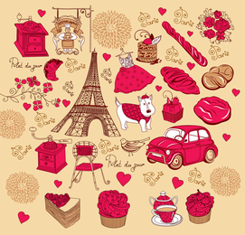 271x260 French Vector Graphics To Download