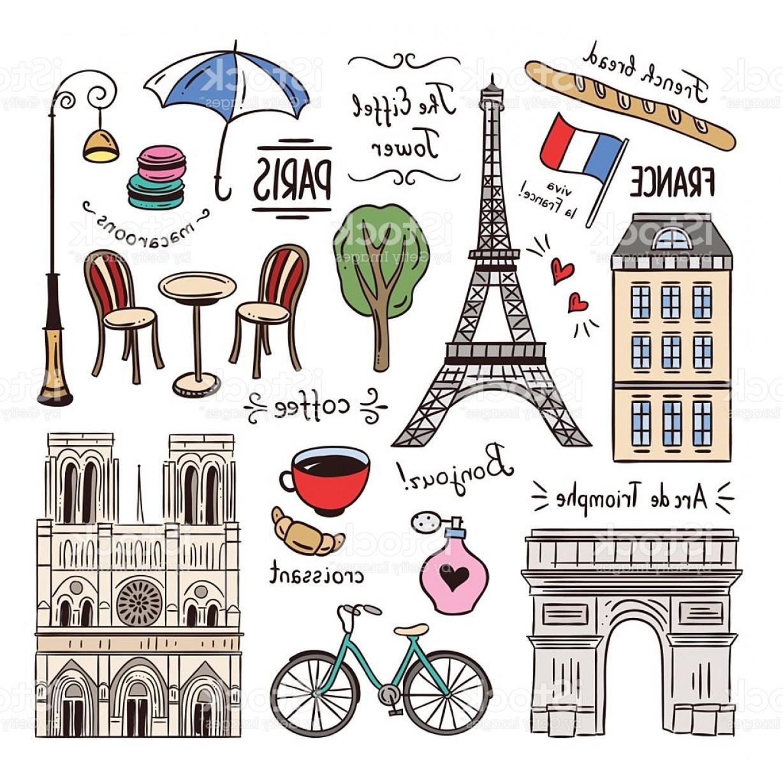 1228x1228 Paris And France Hand Drawn Illustrations Travel Symbols Gm Arenawp