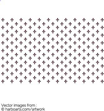 335x355 Download French Lily Pattern
