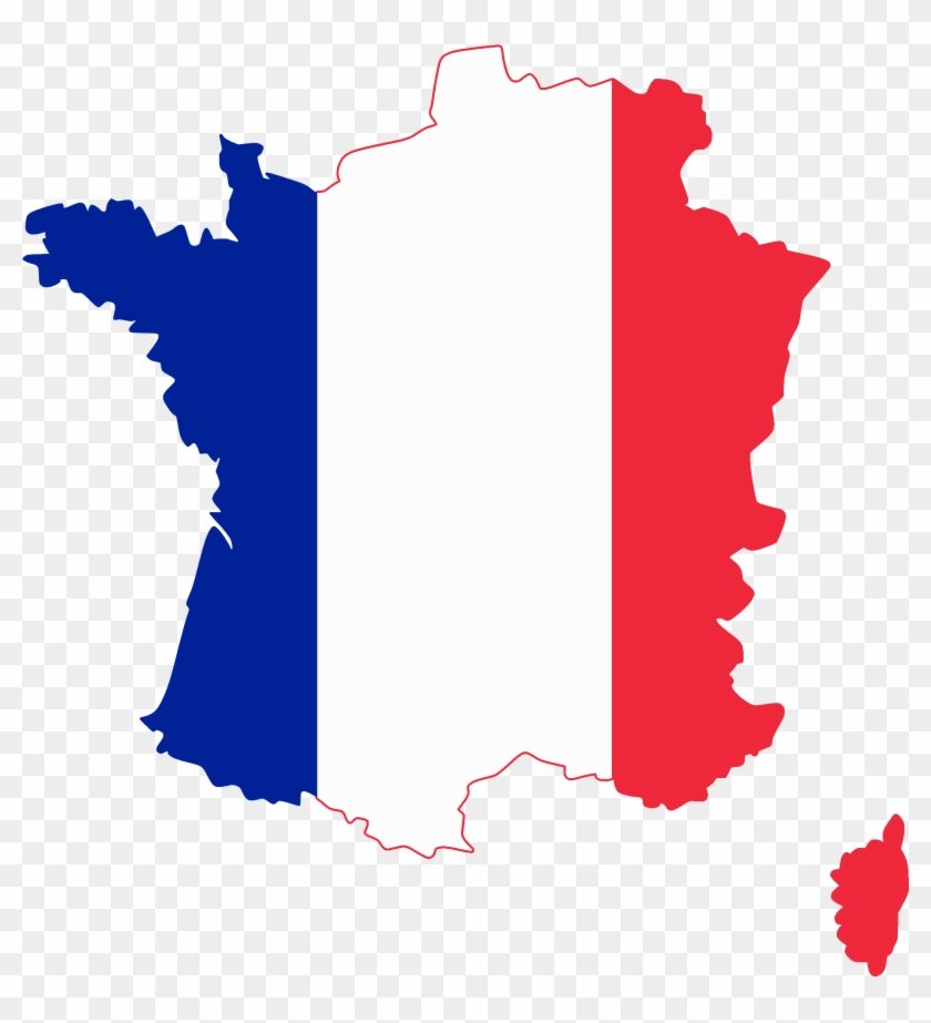 840x923 Download Png French Flag Clipart