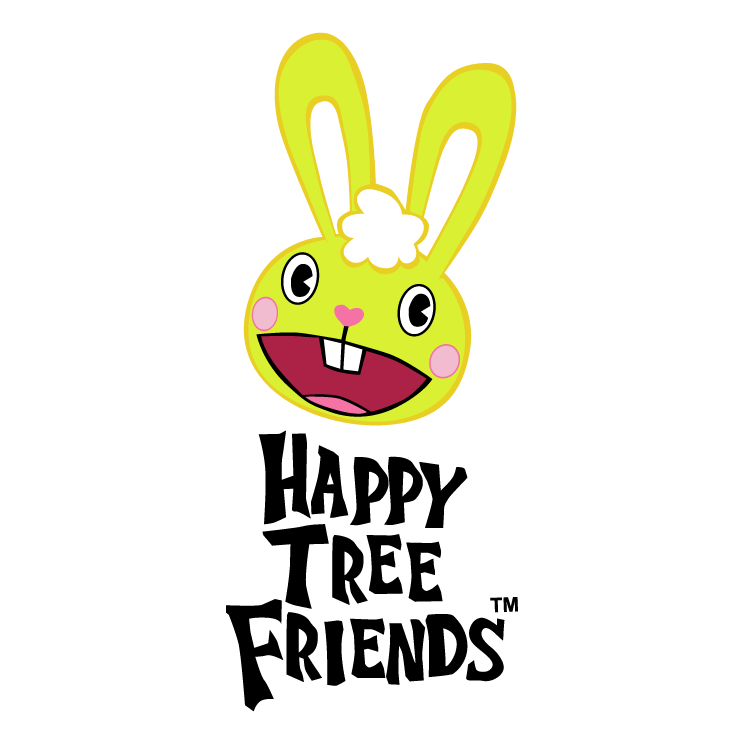 745x745 Happy Tree Friends Free Vector 4vector