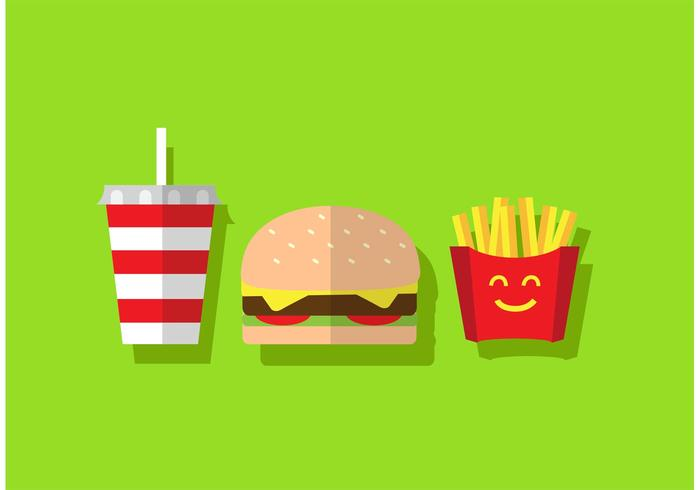 700x490 French Fries Free Vector Art