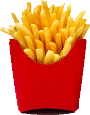 178x227 Fries Vector By Thelezh