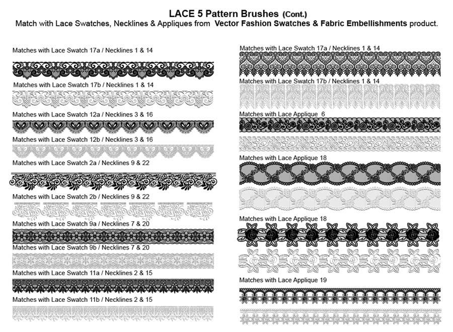 900x660 Adobe Illustrator Brushes