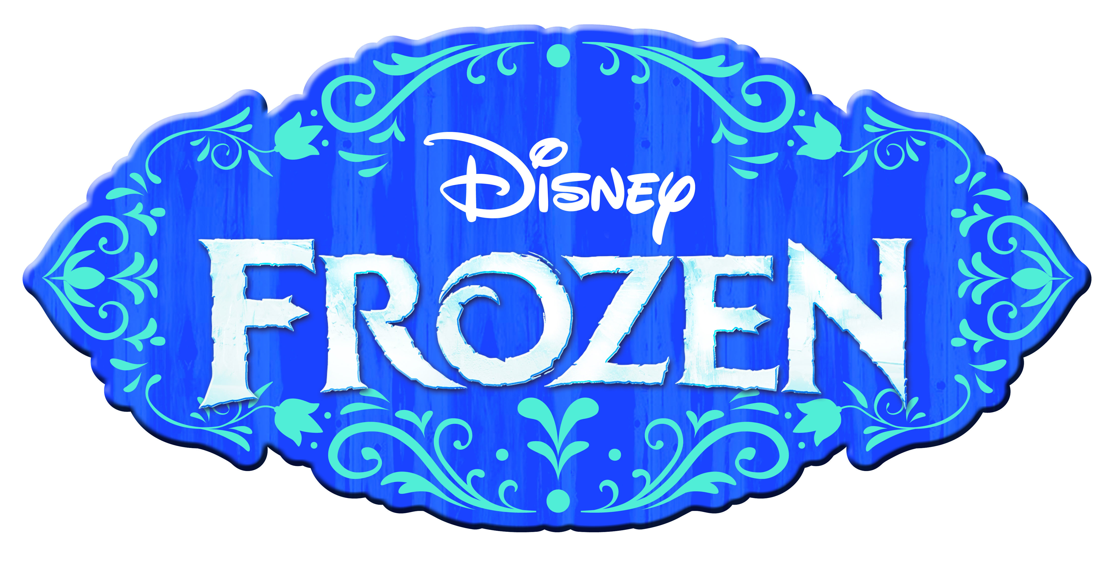 Frozen Logo Vector at GetDrawings.com | Free for personal ...